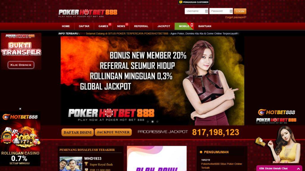 Keuntungan Berlimpah Bermain IDN Poker88 Indonesia Terbaik